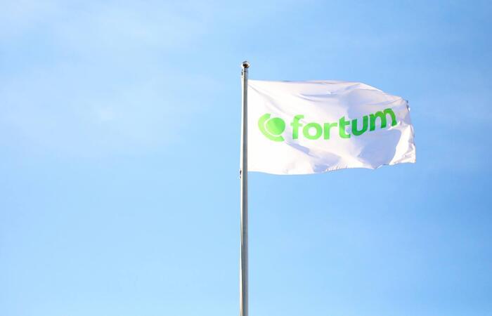 Fortum flag