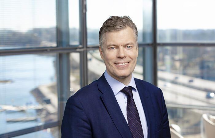 Markus Rauramo CEO Fortum